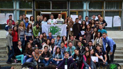 Студентське братство зібрало студентство України в Сумах